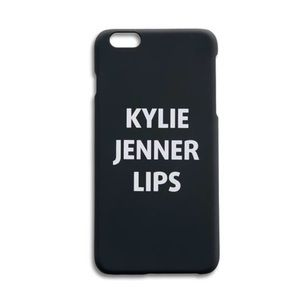Kylie Jenner lips iPhone 6/6s case